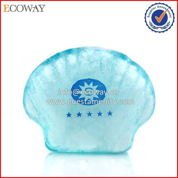 Disposable Beautiful Personalized Natural Hotel Transparent Soaps