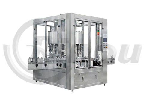 GD-20 Twenty Heads Dual-inline Plunger Type Filling Machine