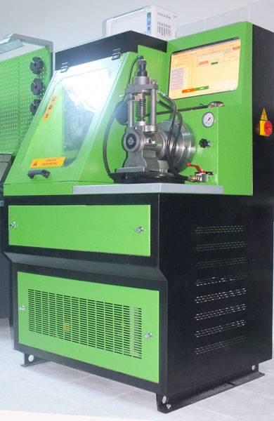 UNIT INJECTOR AND PUMP TEST BENCH