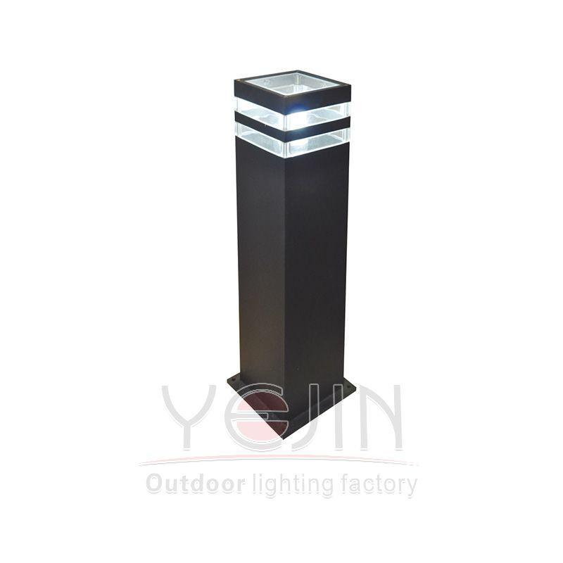 Garden Light E27 Aluminum Fixture YJ-5008-2 ip65 outdoor lighting Lawn light supplier