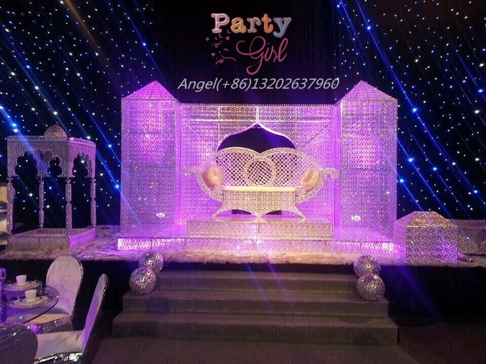 Wedding Mandap Manufacturer in Foshan China