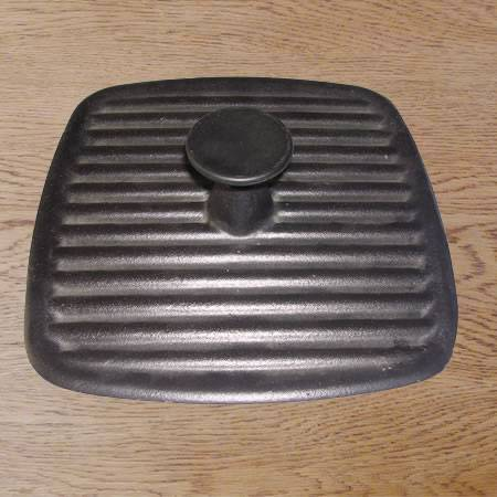 cast iron cookware JK-431