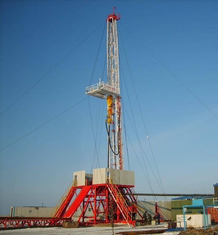 oilfield equipment drilling rig
