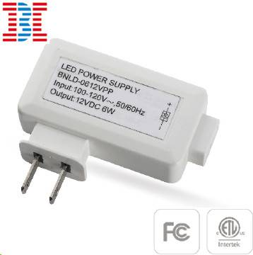 Plug-in LED Power Supply / LED Driver