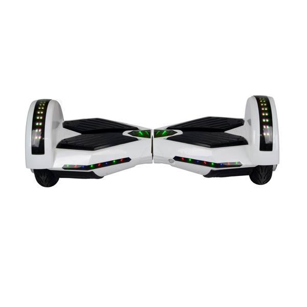 Joylites Hoverboard 8 Inch Electric two wheel balance board with LED Bluetooth Speaker .
