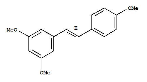 99% high quality3,4',5-Trimethoxy-trans-stilbene,CAS:22255-22-7