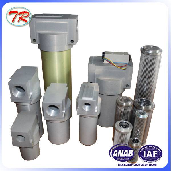 YPM series hydraulic inline filter housing