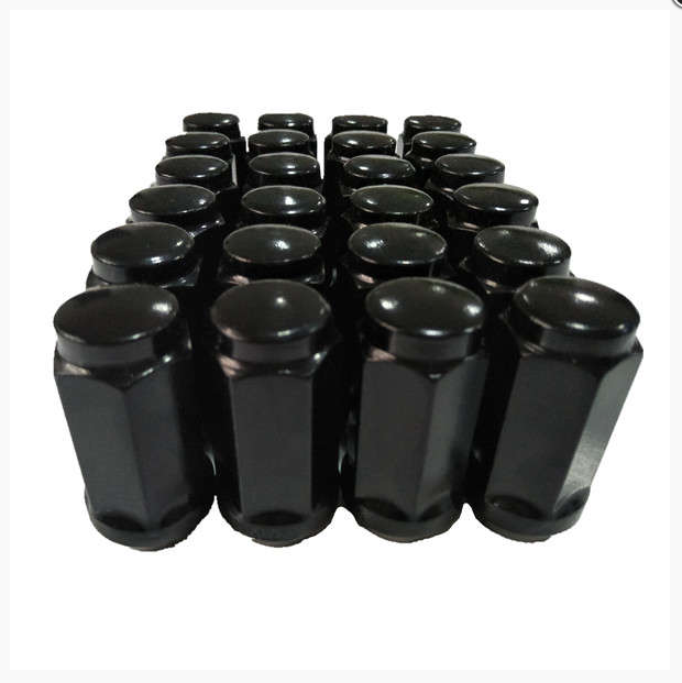 14x1.5 acorn lug nuts set