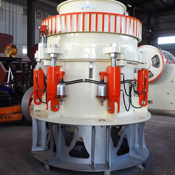SKH440C Hydraulic Cone Crusher