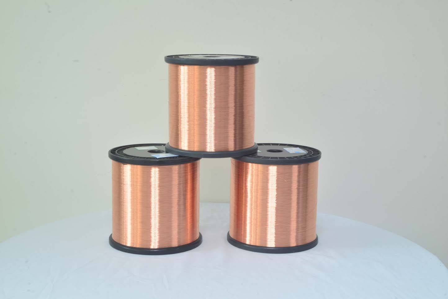 Ccacopper Clad Aluminum Wire Shenzhen Shenzhou Cable Co Ltd Copper To Wiring