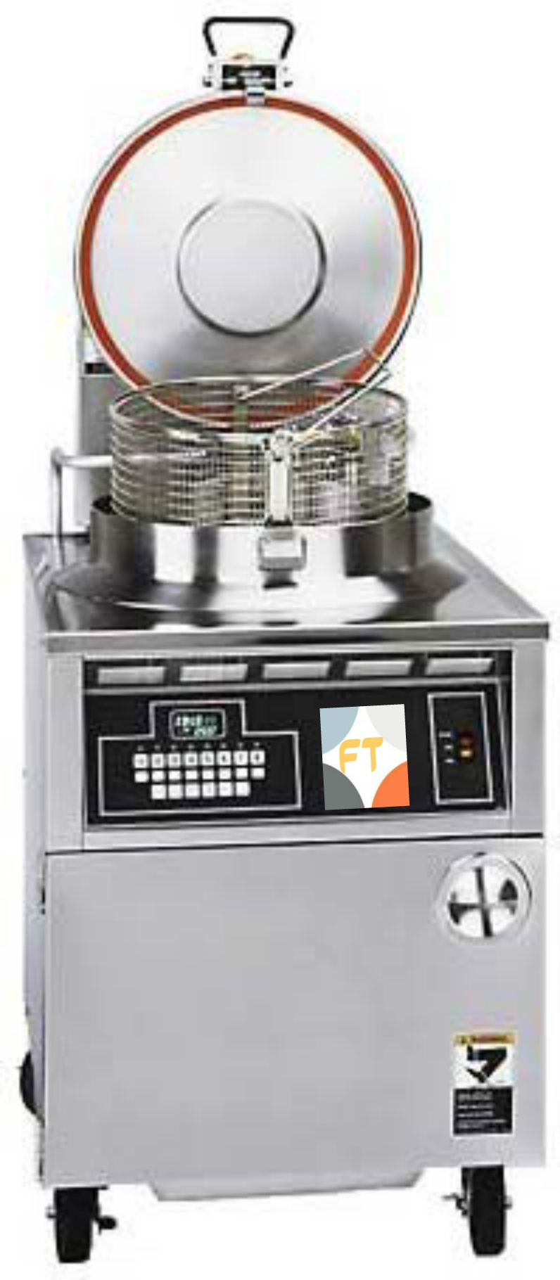 Commercial Electric Pressure Fryer