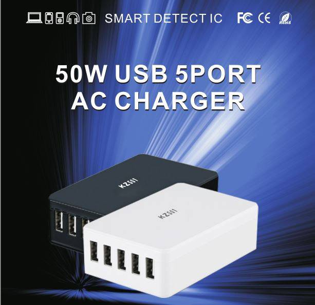 Multi Port USB Charging Station
