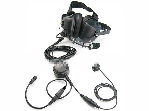 Two way radio headset  >>  Aviation headset  >>  SC-VD-M-Q1966