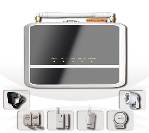 SMS/MMS alarm system (GSTM8B)
