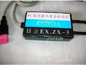 Dr.ZX Hitachi Excavator V2011 Diagnositc