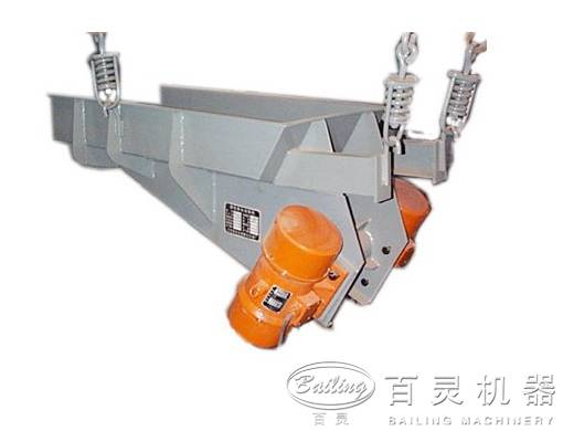 GZG Series Motor Vibrating Feeder