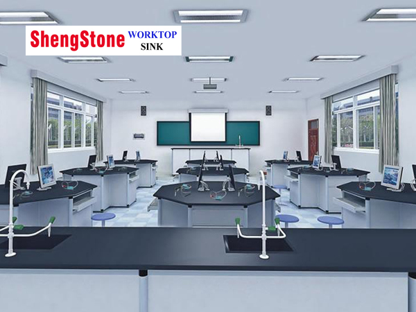 Institutions of higher education laboratory epoxy resin worktop