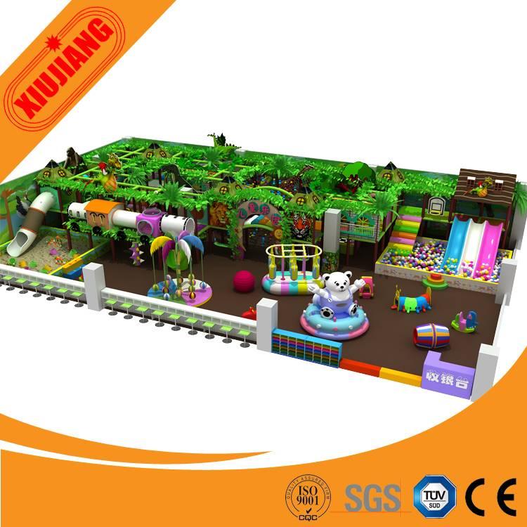 Latest Children Indoor Play Equipment, Indoor Playground Toys, Indoor Kids Play Area Happy Land