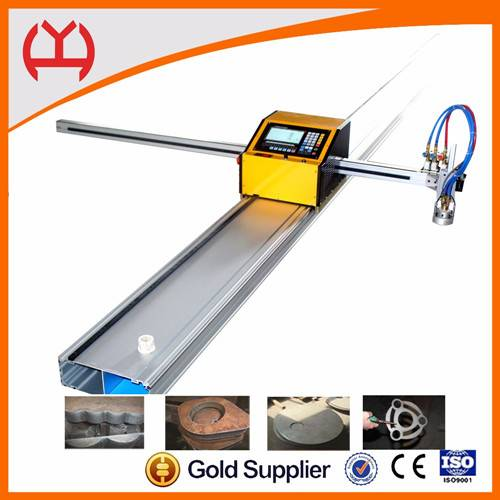 Portable CNC Plasma/ Flame Cutting Machine