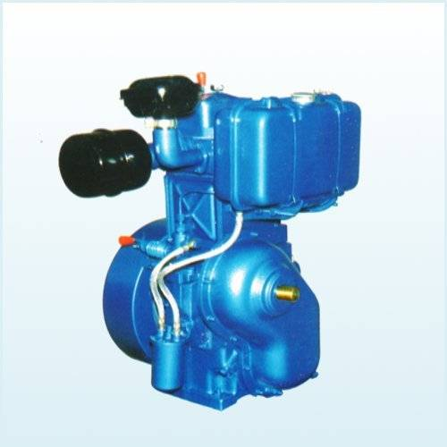 High Speed Water Cooled Single Cylinder Diesel Engines