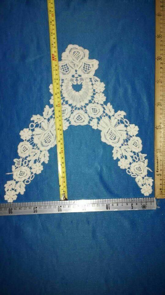 collar lace