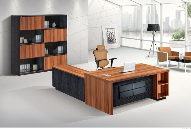 modern office executive desk,wooden office desk(PG-15B-18E)