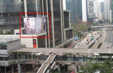 United Centre near Admiralty  HK billboard for rent