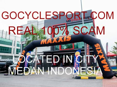 2016 bike Gocyclesport Real 100% Scam