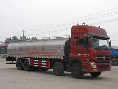 Dongfeng Tianlong 22cbm milk tanker truck