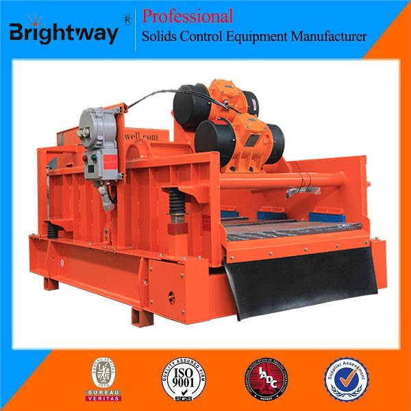 Brightway Solids Oilfield Drilling Mud Shale shaker