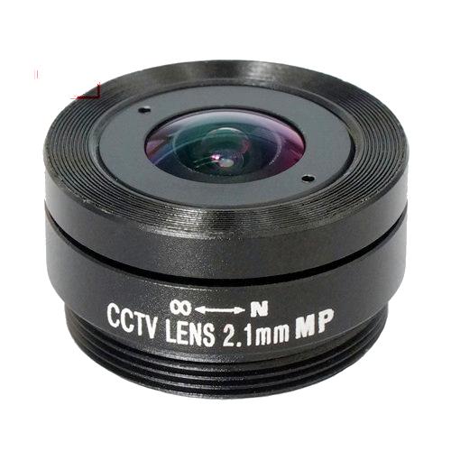 3.0 Megapixel lens fixed CS 2.1mm 2.5mm 2.8mm 4mm 6mm ... 25mm