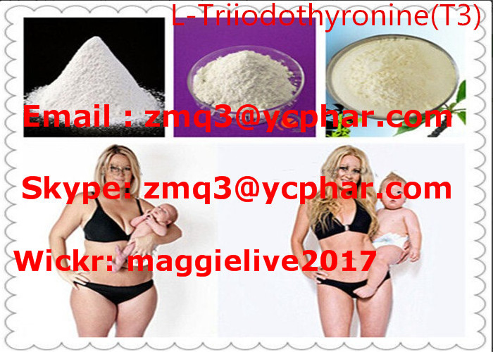 Fat Loss Steroid 98% Liothyronine Sodium Herbal Weight Loss Powders