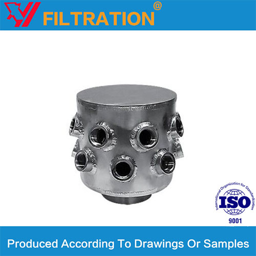 Hub Lateral Assemblies for Ion Exchange Units