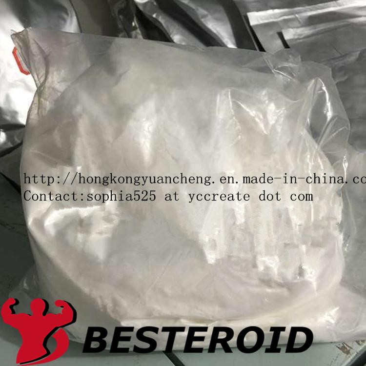 Breast Cancer Treatment Female Sex Hormone Steroid Powder Progesterone 57-83-0