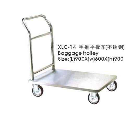 baggage trolley 14