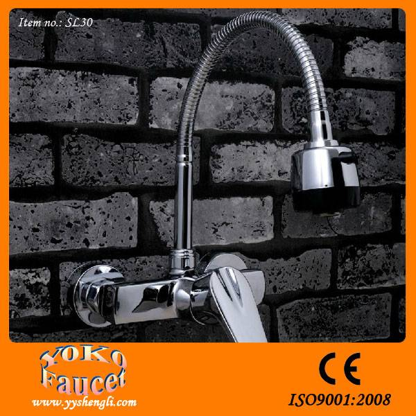 ABS plastic shower heads with stainless steel hose