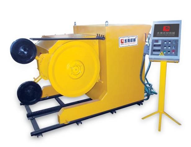Diamond wire saw, Diamond wire saw machine, Wire saw machine, quarry equipment,   Trimming machine