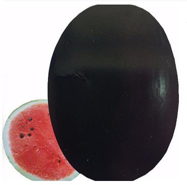 early maturity good taste black watermelon seeds