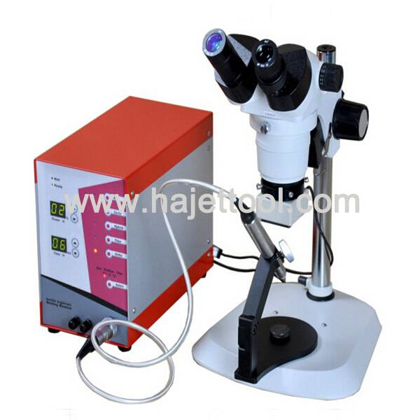small spot welder gold sparkle welder jewelry argon spot welder with microscope