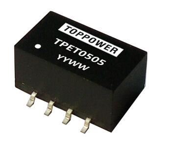 TPET Series/1W Isolated Single Output powered converter