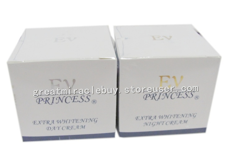 EV Princess Express Whitening day and night cream