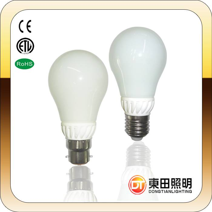New Type Ceramic B22 E27 LED Bulb 7W 9W Led Bulb Light