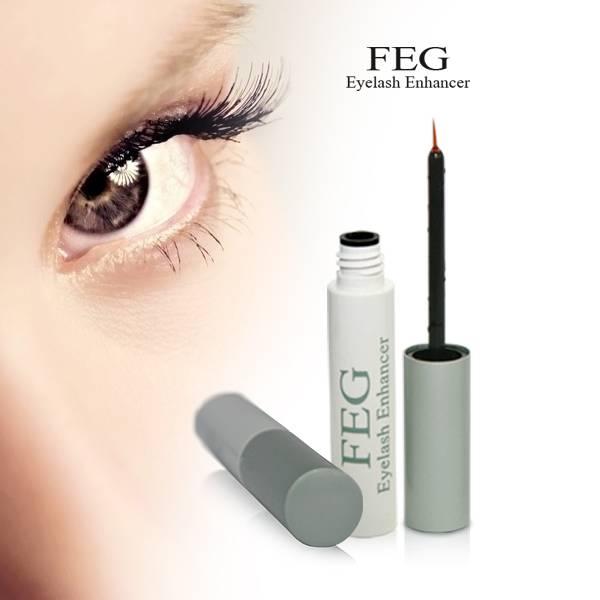 FEG Eyelash & Eyebrow Enhancing Serum-Longer, Thicker Lashes 3mm in 15days./fake eyelashes /false ey