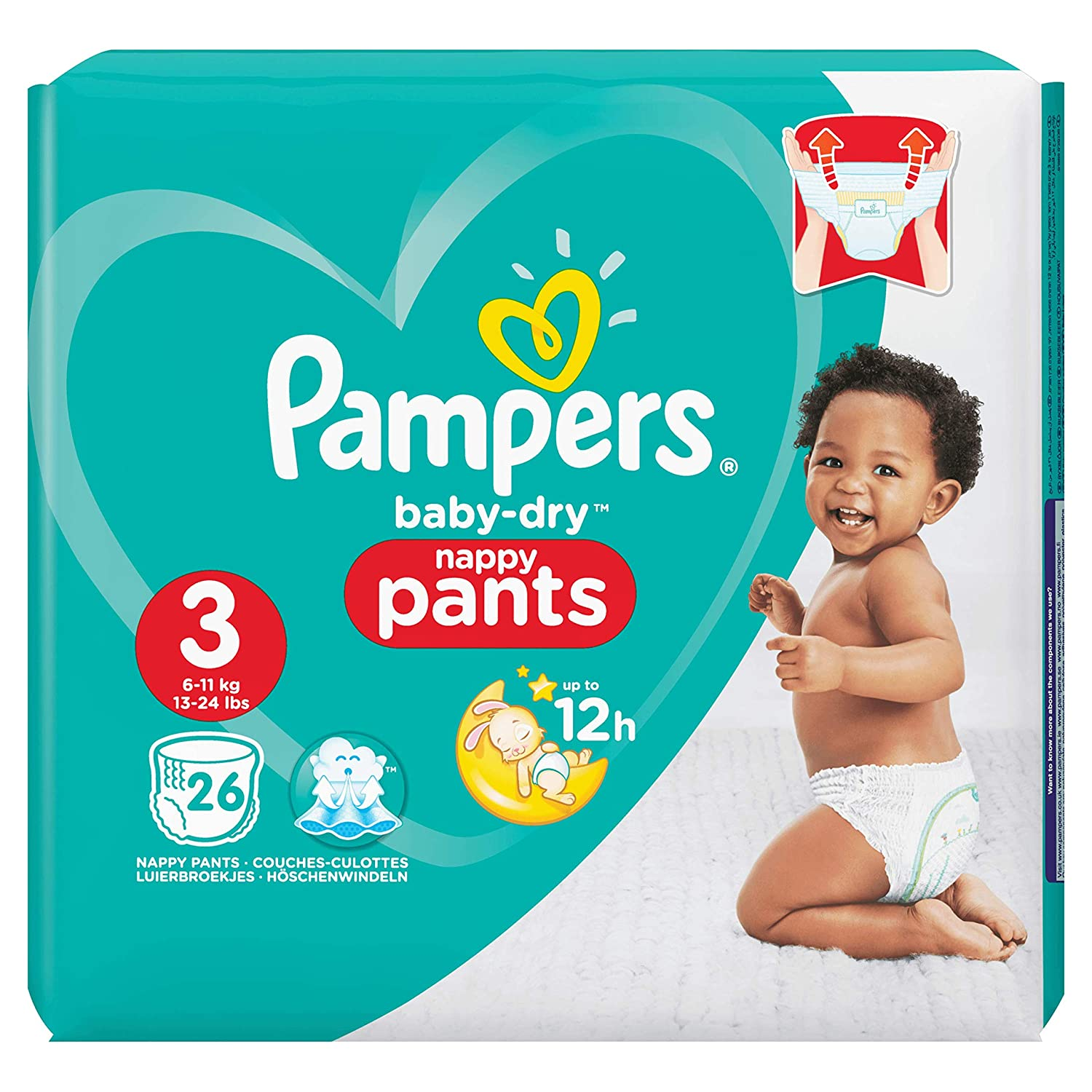Wholesale baby pampers available