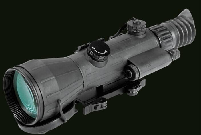High quality 4X Gen 2+ SD - Night Vision Rifle Scope