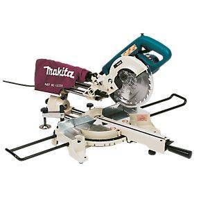 Makita LS0714/1 190mm Sliding Compound Mitre Saw 110V/240V Power Tool