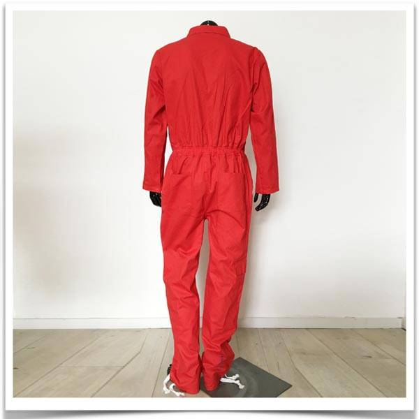 2016 ZX Coverall Workwear Uniform Factory MANUFACTURER