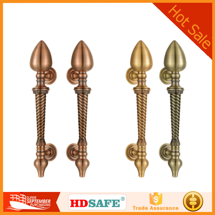 China factory supply bronze pull handles