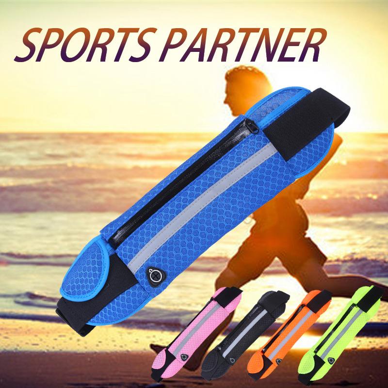 Outdoor waist bag running belt waist belts for running, sports outdoor running waist bags