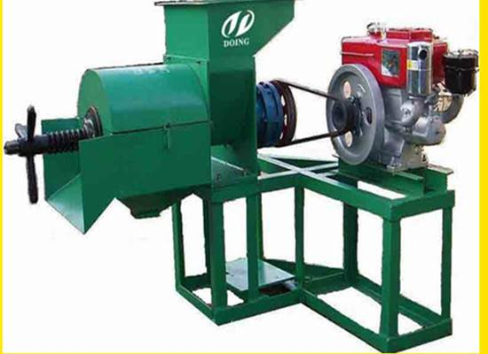 Palm oil processing machine | palm oil press machine